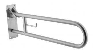 Vertical grab bar