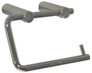 Toalettpappershållare i rostfritt stål - Modell 5