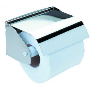 Toalettpappershållare i rostfritt stål (AISI 304) - Modell 2