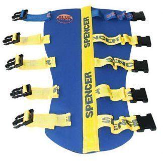 Flexibelt immobiliseringsskydd – Blue Splint PRO-serien