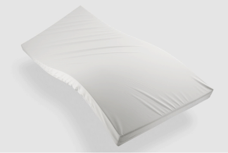 Polyurethane hospital mattress - Protection made with cotton (washable)