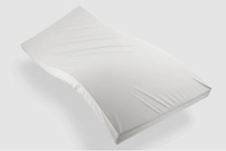 Sjukhusmadrass i polyuretan - Skydd i bomull som går att tvätta