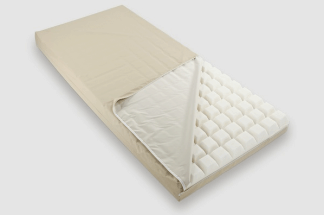 Polyurethane hospital mattress - Breathable and detachable protection