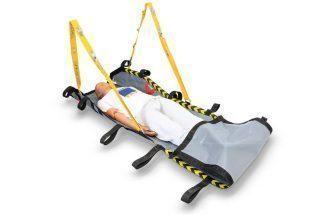 Transportsystem för icke-traumatiska patienter med skyddat och assisterat lyft