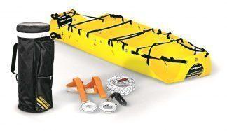 Flexibel och kompakt återhämtningsbår - Packas ned i ryggsäck