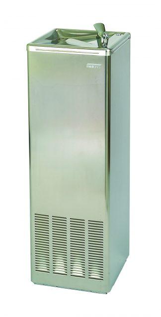 Dricksfontän med kylare - 20L/h - Golvmodell - VA-anslutning