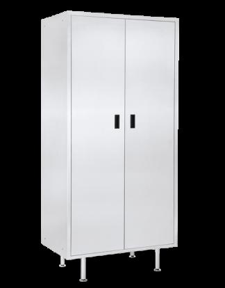 Stainless Steel closet - 5 Shelves