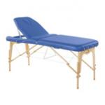 Hopfällbara massagebänkar
