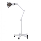 5 dioptre LED - enlarger lamp with cold light (adjustable) - With wheels
