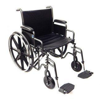 XL - Steel wheelchair