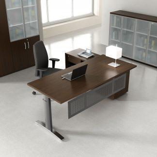 Ergonomic Master - Skrivbord, konferensbord, skåp och runt bord