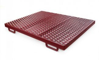 PVC coated grid 53.5x70cm