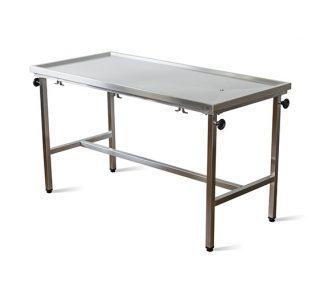 Demonterbart operationsbord för veterinärer