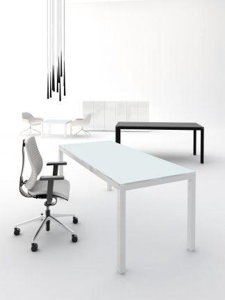 Impuls - Skrivbord, konferensbord, skåp och runda bord