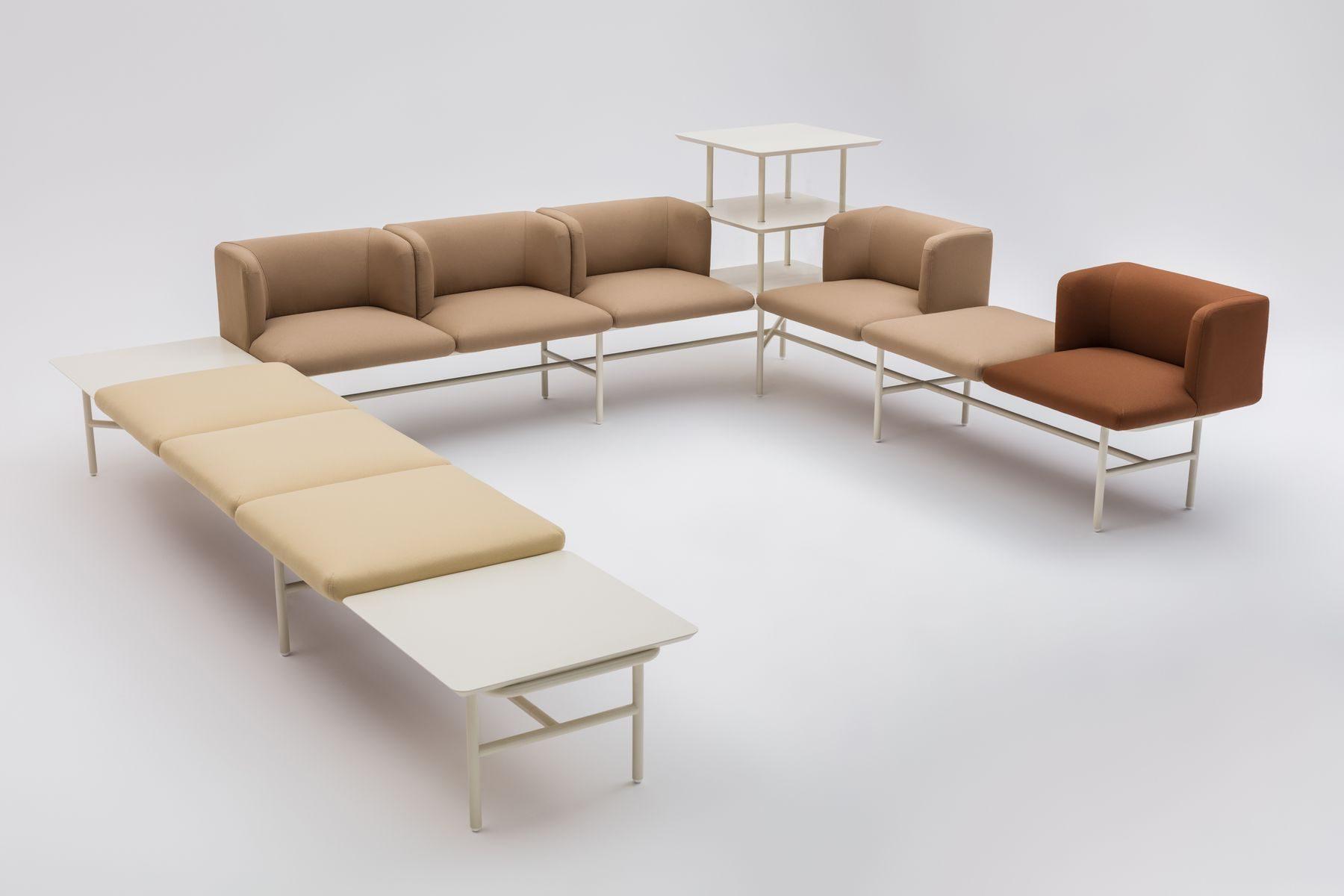 Agora - Flexibelt möbelsystem