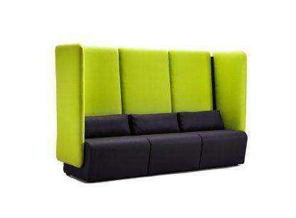 MONT - Möbelsystem med soffor och fåtöljer