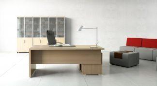 Quando - Skrivbord - Konferensbord - Förvaring