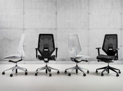 VANK_V6 - Office swivel chair