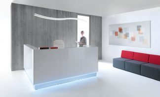 LINEA - Reception desk