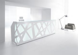 ZIG ZAG - Reception desk