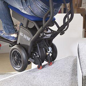 LG2020 - Elektrisk trappklättrare från Italien