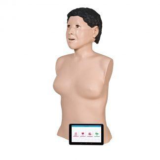 HLR-docka för simulering inklusive tablet - CPRLillyPRO™