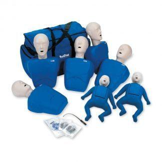 7st HLR-dockor - Vuxna, barn och spädbarn - CPR Prompt®