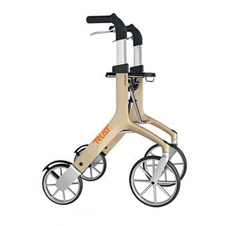 TrustCare - Let's Fly - Premium rollator