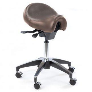 Lyxig ergonomisk sadelstol (Standard)