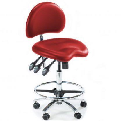 Ergonomiskt utformad medicinsk stol (Hög)