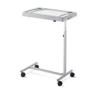 Enkelt sängbord i stål - Mayo - Bord: 70x44 cm