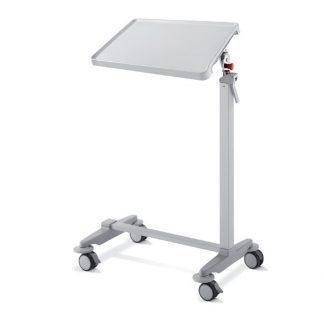 Sängbord med stötfångare - Lutbar bordsskiva - Mayo - Bord: 70x44 cm