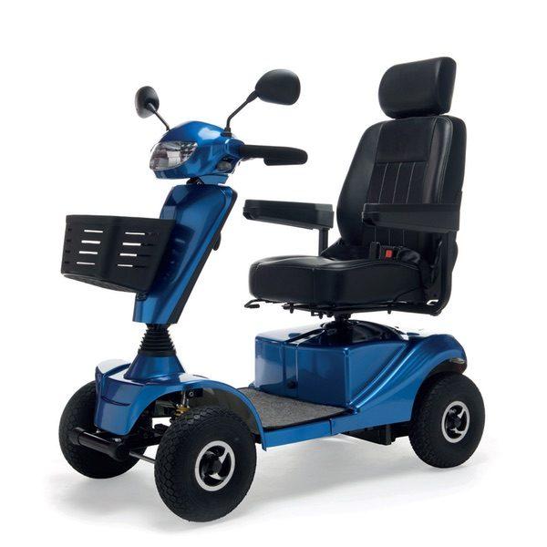 COSMIC - Elscooter för utomhusbruk - Upp till 160 kg brukarvikt
