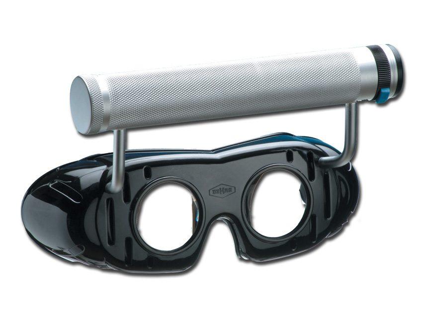Batteridrivna Nystagmus-glasögon
