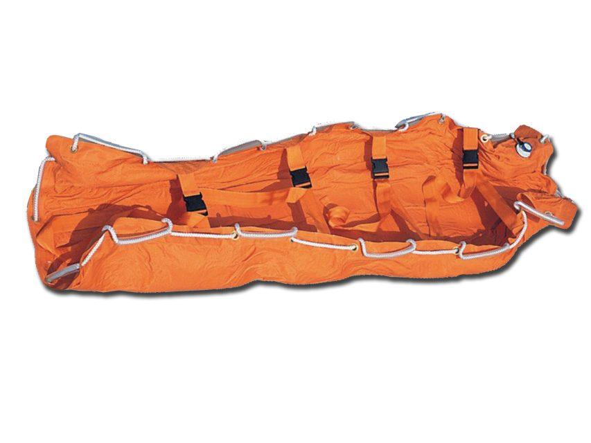 Mat Orange Vacuum-madrass