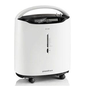 Syrgaskoncentrator för hemmabruk med alarm- och nebulisatorfunktion - 8F-5AW - 5 Liter