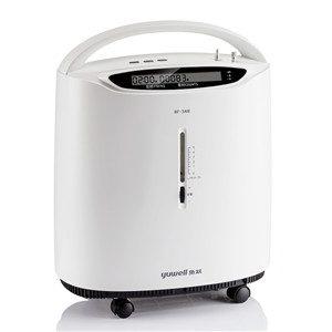 Syrgaskoncentrator för hemmabruk med alarm- och nebulisatorfunktion - 8F-3AW - 3 Liter