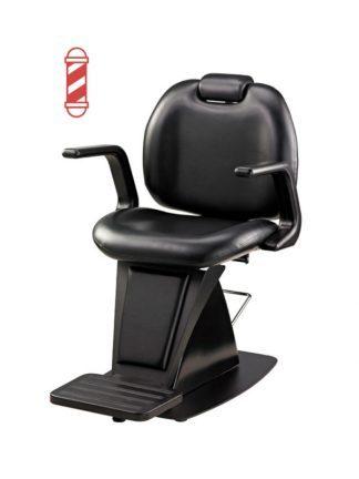 Praktisk frisörstol - Guilaroff