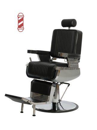 Hydraulisk frisörstol - Grateau