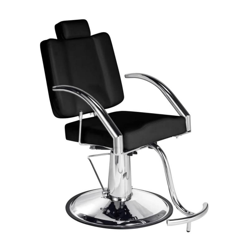 SILVIA - Sminkstol / Stylingstol - Finns i vit och svart färg