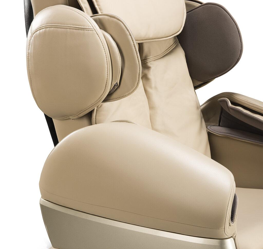 Massagefåtölj med fotmassage - Massaggio Conveniente